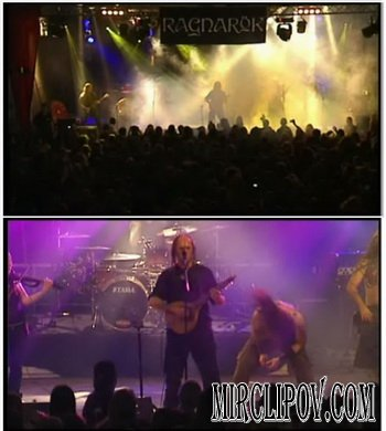 Eluveitie - Live Perfomance (Ragnarok Festival, Lichtenfels, Germany)