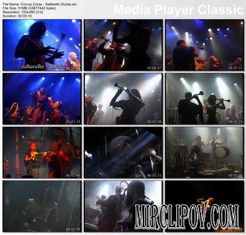 Corvus Corax - Saltarello Ductia (Live)