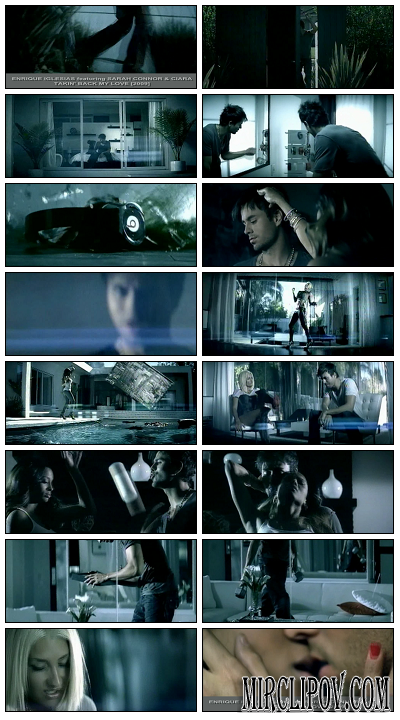 Enrique Iglesias Feat. Sarah Connor - Takin` Back My Love
