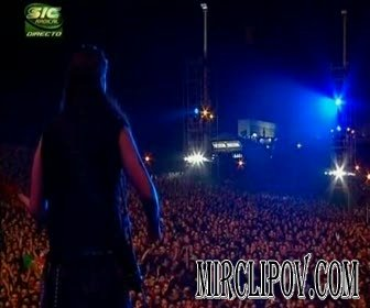 Machine Head - Hallowed Be Thy Name (Live, Rock In Rio, 2008)