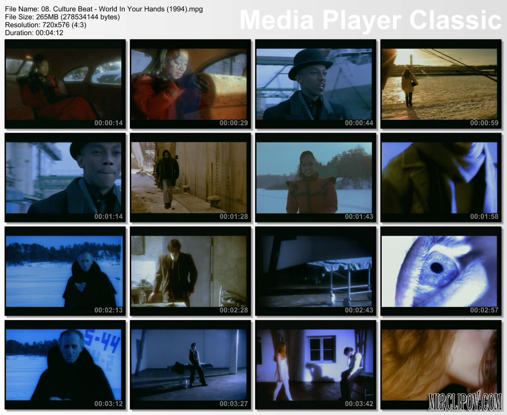 Culture Beat - World In Your Hands