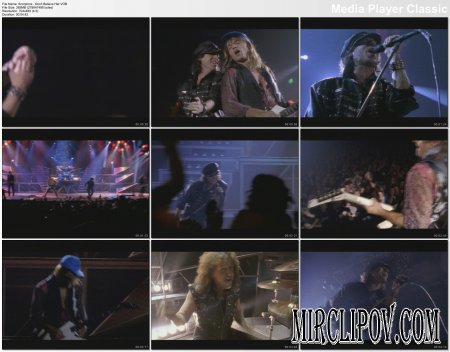 Scorpions - Don't Believe Her (Live)