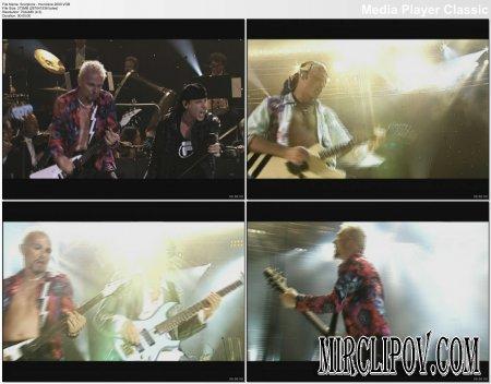 Scorpions - Hurricane 2000