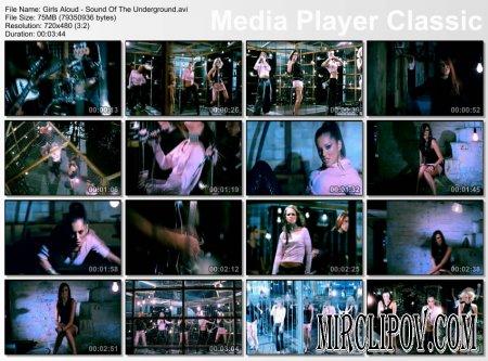 Girls Aloud - Sound Of The Underground