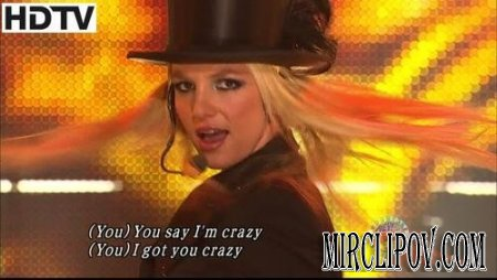 Britney Spears - Womanizer (Live, Hey!Hey!Hey!)