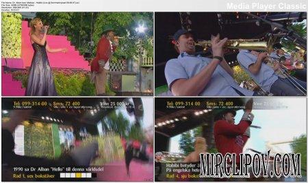 Dr. Alban Feat. Melissa - Habibi (Live, Sommarkrysset)