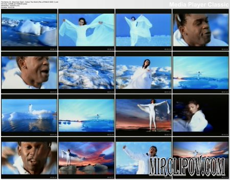 Dr. Alban Feat. Sash - Colour The World