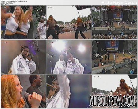 Dr. Alban - It's My Life (Live, Stars For Free)