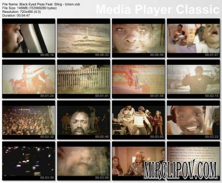 Black Eyed Peas Feat. Sting - Union