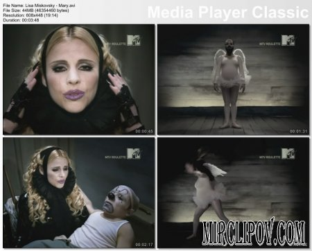 Lisa Miskovsky - Mary
