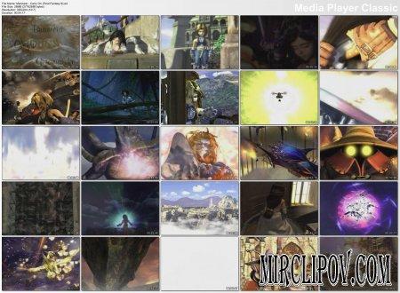 Manowar - Carry On (Final Fantasy 9)