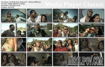 Flo Rida Feat. Pleasure P - Shone