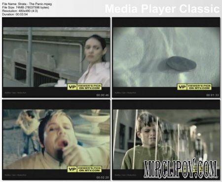 Strata - The Panic