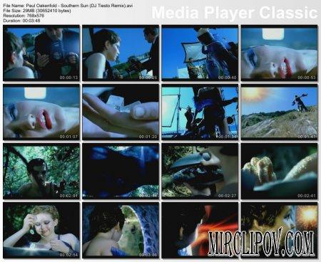 Paul Oakenfold - Southern Sun (Dj Tiesto Remix)