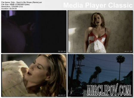 Dido - Sand In My Shoes (Remix)