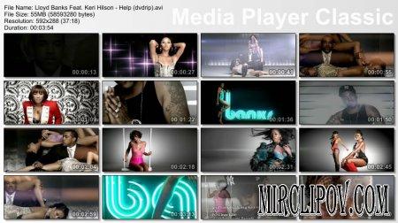 Lloyd Banks Feat. Keri Hilson - Help