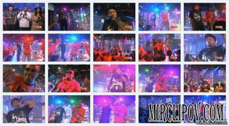 Three 6 Mafia - Lolli Lolli (Live, TRL)