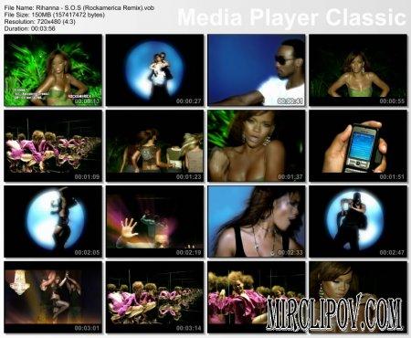 Rihanna - S.O.S (Rockamerica Remix)