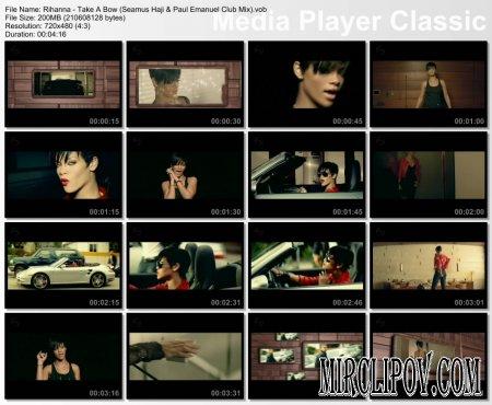 Rihanna - Take A Bow (Seamus Haji & Paul Emanuel Club Mix)