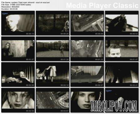 System F Feat. Marc Almond - Soul On Soul