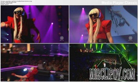 Lady GaGa - Just Dance (Live)