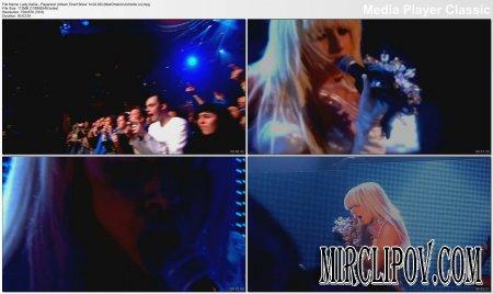 Lady GaGa - Paparazzi (Live, Album Chart Show, 14.02.09)