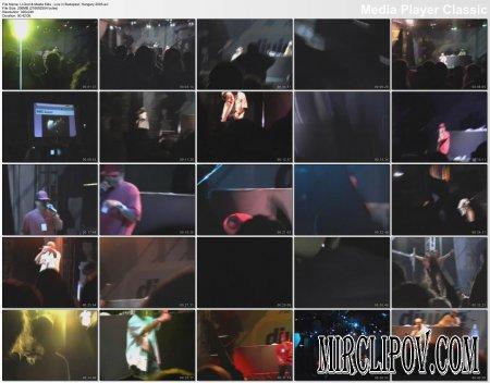 U-God & Masta Killa - Live Perfomance (Budapest, Hungary, 2005)