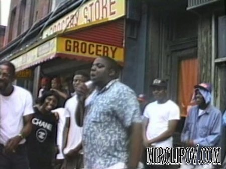 Notorious B.I.G. - Freestyle (Live, Brooklyn, 1989)