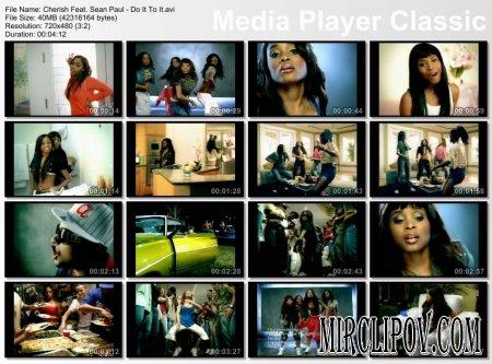 Cherish Feat. Sean Paul - Do It To It
