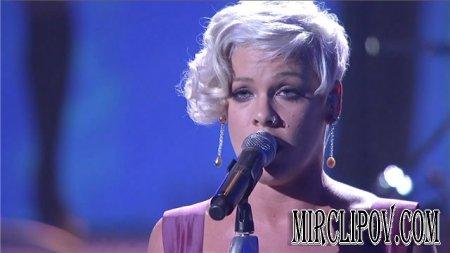 Pink - Sober (Live, AMA, 2008)