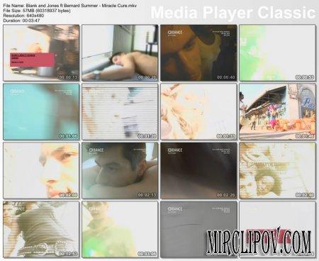Blank & Jones Feat. Bernard Summer - Miracle