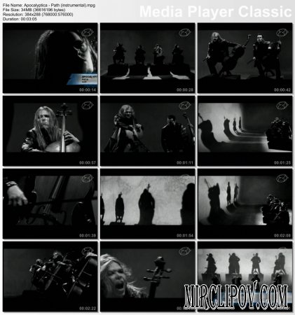 Apocalyptica - Path (Instrumental)
