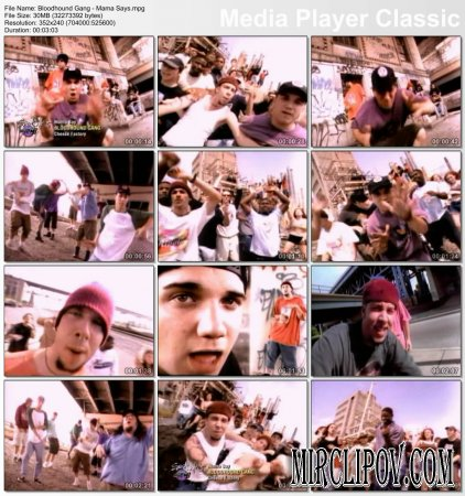 Bloodhound Gang - Mama Says