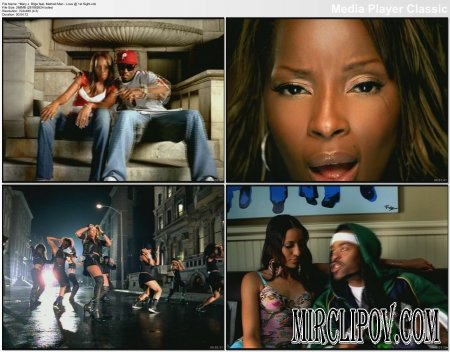 Mary J. Blige feat. Method Man - Love @ 1st Sight