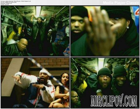 Method Man Feat. Busta Rhymes - What's Happenin