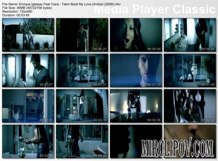 Enrique Iglesias Feat. Ciara - Takin' Back My Love