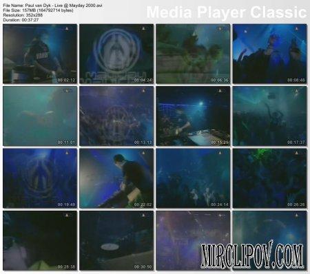 Paul Van Dyk - Live Perfomance (Mayday, 2000)