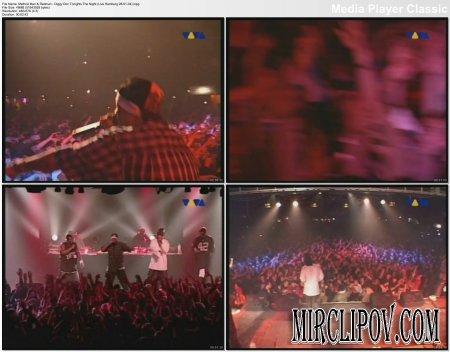 Method Man & Redman - Diggy Doc Tonights The Night (Live, Hamburg, 28.01.04)