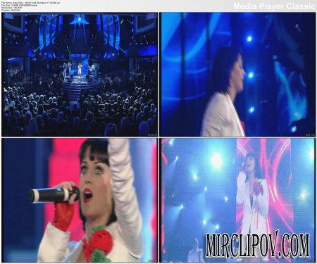Katy Perry - Hot N Cold (Live, Sanremo, 17.02.09)