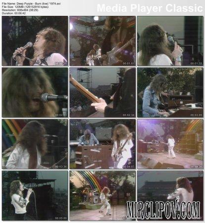 Deep Purple - Burn (Live, 1974)