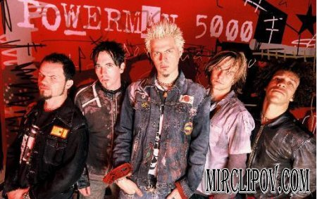Powerman 5000 - Organizized