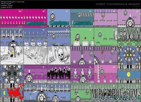 Pet Shop Boys - Love Etc