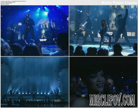 Chris Brown - Song Medley (Live, Bet Awards, 2008)