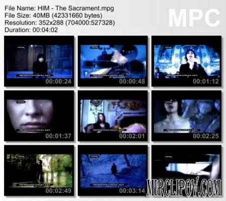 H.I.M - Sacrament