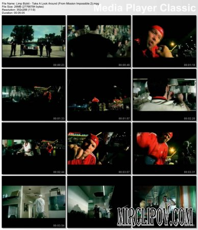 Limp Bizkit - Take A Look Around (OST Mission Impossible 2)