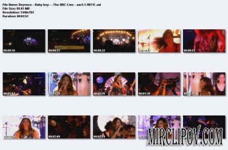 Beyonce - Baby Boy (Live, BBC)