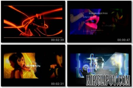 DJ Nefi - Everybody's Free (Galactic Mix)