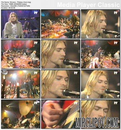Nirvana - Plateau (Live)