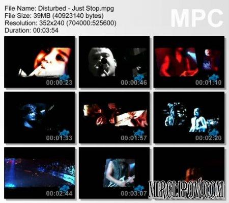 Disturbed - Just Stop