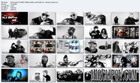 Dj Prostyle Feat. Traffik, Pitbull, Jadakiss & Gorilla Zoe - Hercules (Remix)